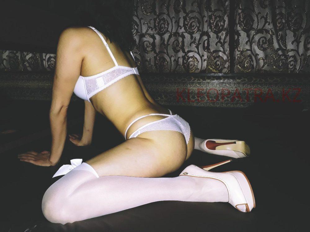 Каролина - мастер тайского боди массажа